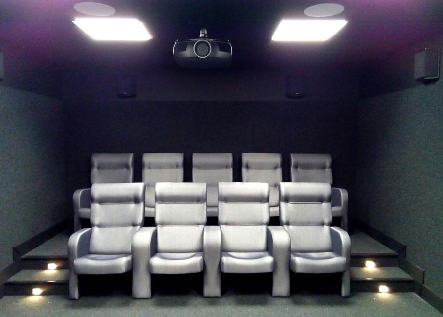 Cine en casa audiorema decine - Butacas cine en casa ...