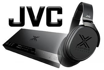 Auriculares para Cine en Casa JVC XP-EXT1